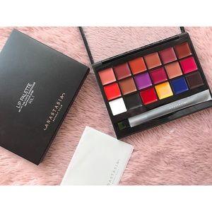 Anastasia of Beverly Hills Pro Lip Palette